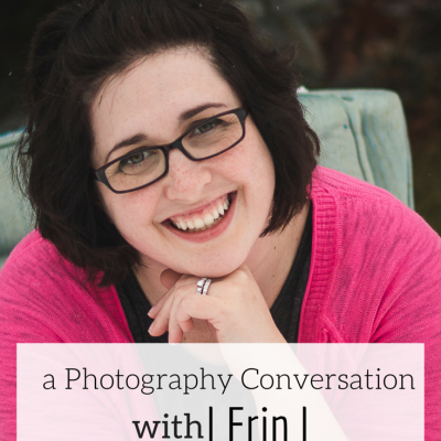 A Photography Conversation with Erin Barkel