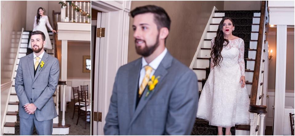 wedding first look tips