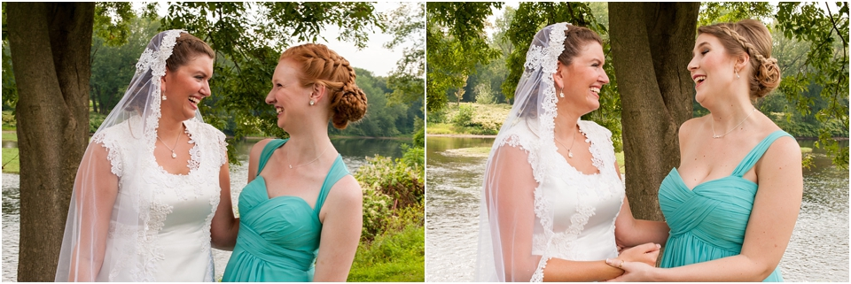 wedding pictures of bride