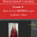 How to Use Levels for a Color Scheme in Photoshop