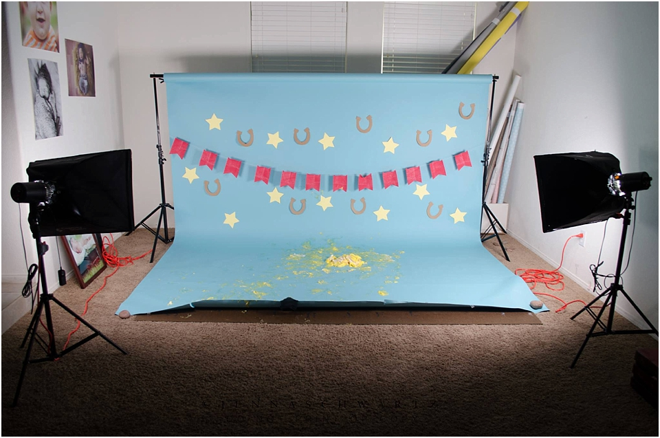 cake smash picture tips