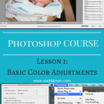 photoshop tips basic color adjustment