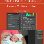 Photoshop Course: Basic Color Adjustments