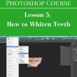 How to Whiten Teeth in Photoshop | FREE course