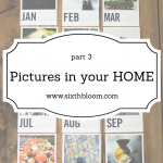 Pictures in Your Home | Part 3
