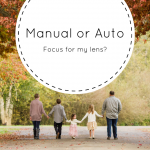 Should my Lens be on Auto Focus or Manual Focus?