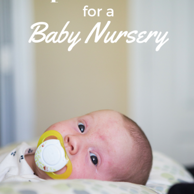 Top 7 Essentials for a Baby Nursery