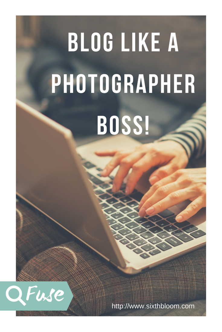 strategies for photo blogging