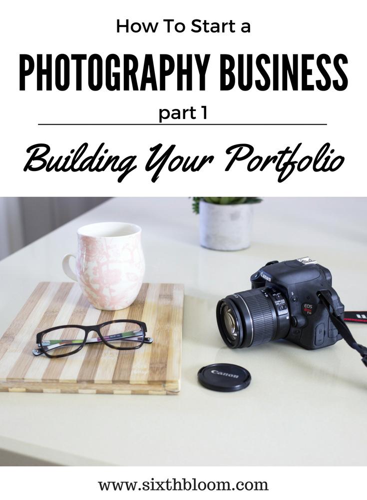 portfolio building tips