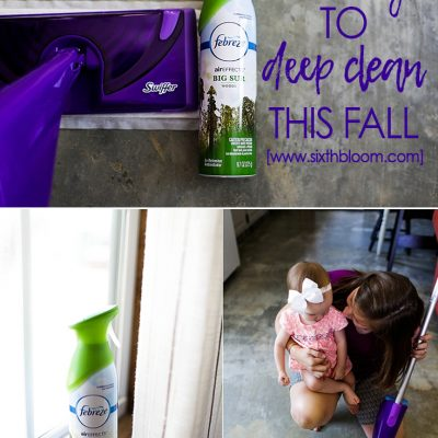 10 Things to Deep Clean This Fall