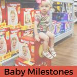Milestone Musings with Elle