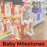 buggies baby milestones