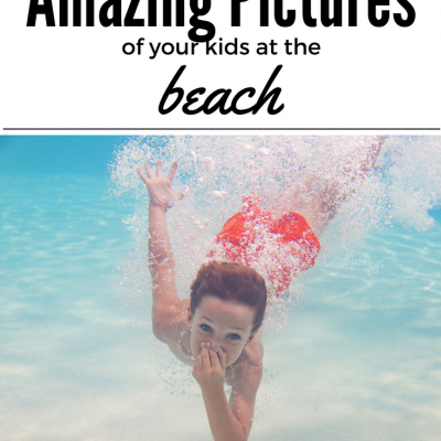 5 Steps to take Amazing Pictures of Your Kids on the Beach