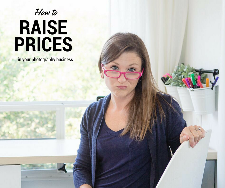 how to raise prices in business