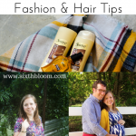 PostPartum Hair & Fashion Tips