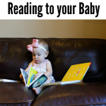 reading to babies