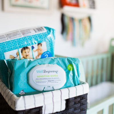How to care for your baby's sensitive skin
