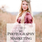10 Genius Photography Marketing Hacks