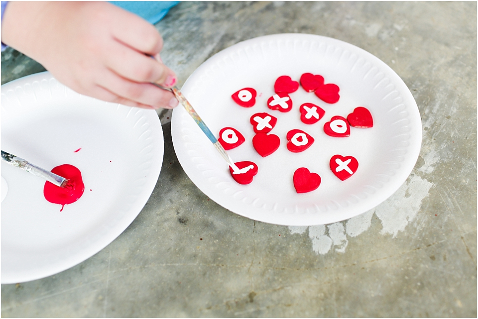 valentine craft kids