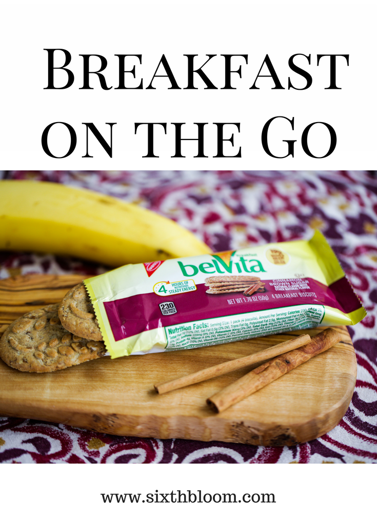 breakfast on the go