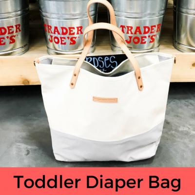 5 Surprises We Pack in our Toddler Diaper Bag