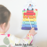 Small Space Living Hacks with Kids