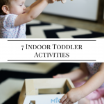 Toddler Indoor Play Ideas