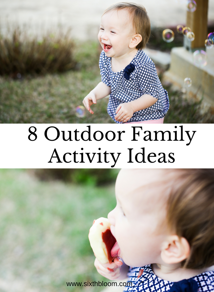 Id Love To Add Our List Of Things We Want Do This Spring Summer Outside As A Family I Seeing Little One Explore And Try New Adventures