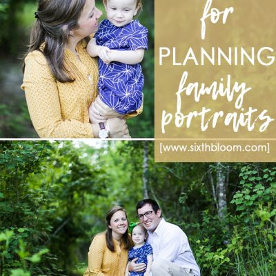 3 Lifesaving Tips for Planning Photo Session Outfits