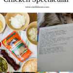 Chicken Spectacular | Recipe