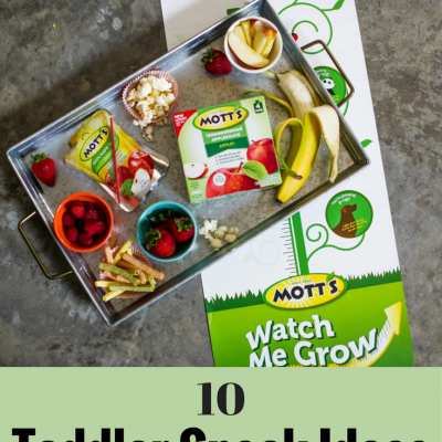 10 Toddler Snack Ideas to Be healthy