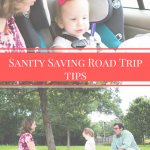 Sanity Saving Road Trip Tips for Traveling with Kids