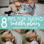 8 Tips for Working with Toddlers During Photo Sessions