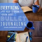 Bullet Journaling Tips & Tricks