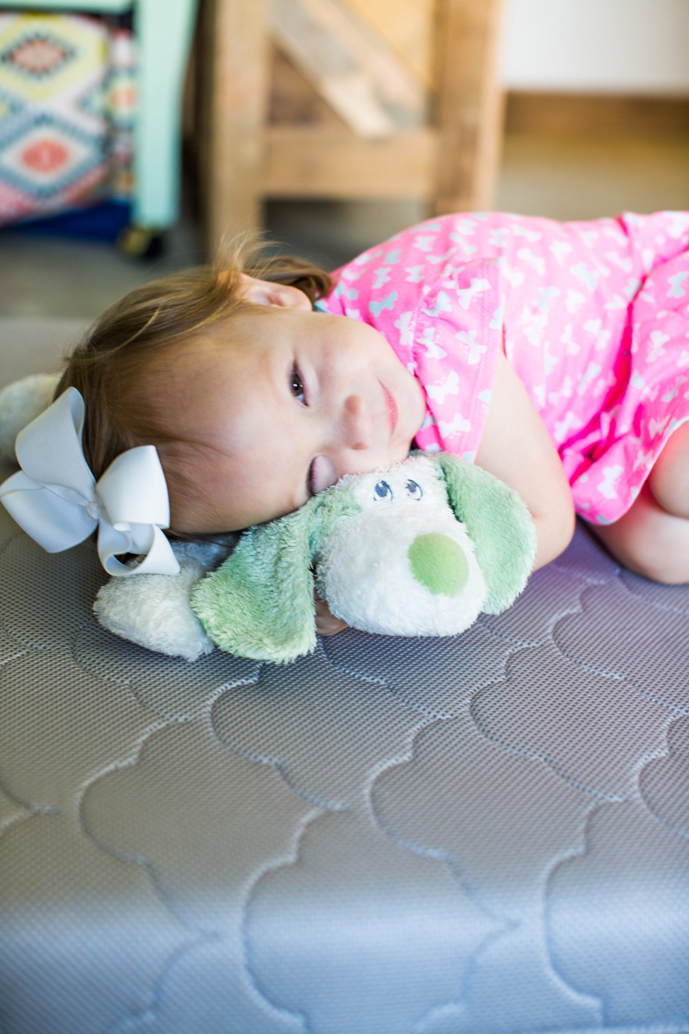 Newton Baby Crib Mattress | Review - Sixth Bloom