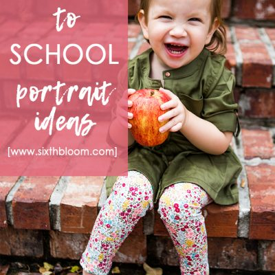 16 Cute – Back To School Picture Ideas