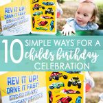10 Easy Ways to Celebrate a Childs Birthday