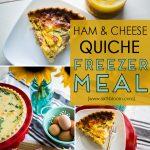 Ham & Cheese Quiche | Recipe