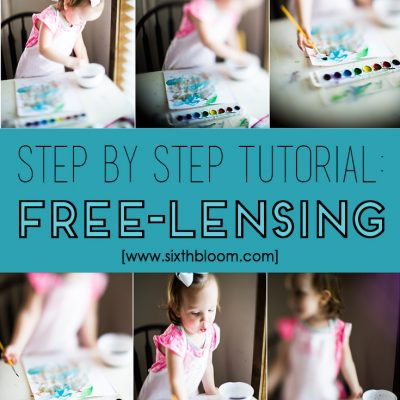 How to Step by Step Tutorial: Free lensing