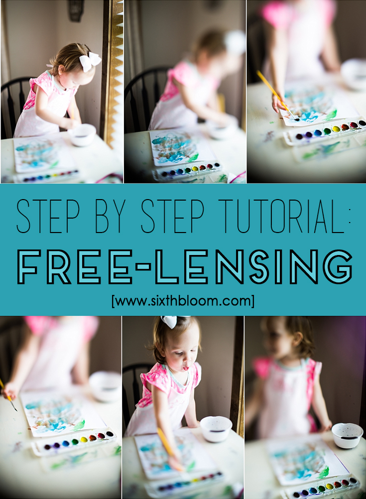 How to Step by Step Tutorial: Freelensing