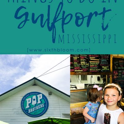 Things to do In Gulfport Mississippi