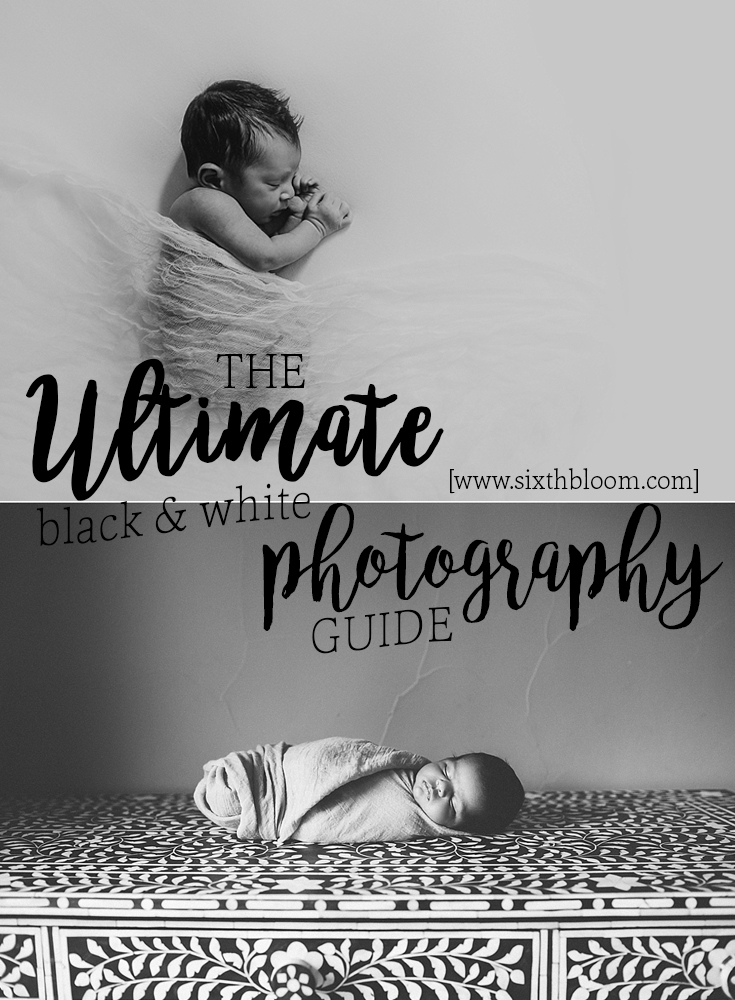 Perfect Black and White Photos