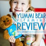Yummi Bear Organics Complete Multi-Vitamin | Review