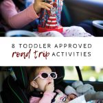 8 Toddler Approved Road Trip Activities
