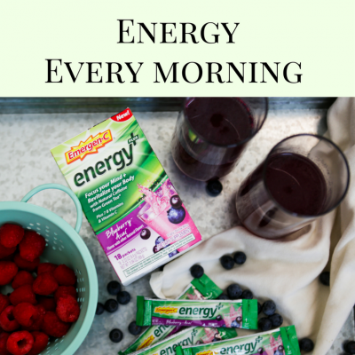 5 Things to do Every Morning for More Energy