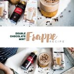 Double Chocolate Mint Frappe Recipe