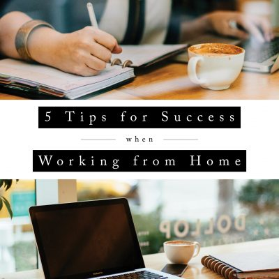 The Beginner's Guide to Working at Home