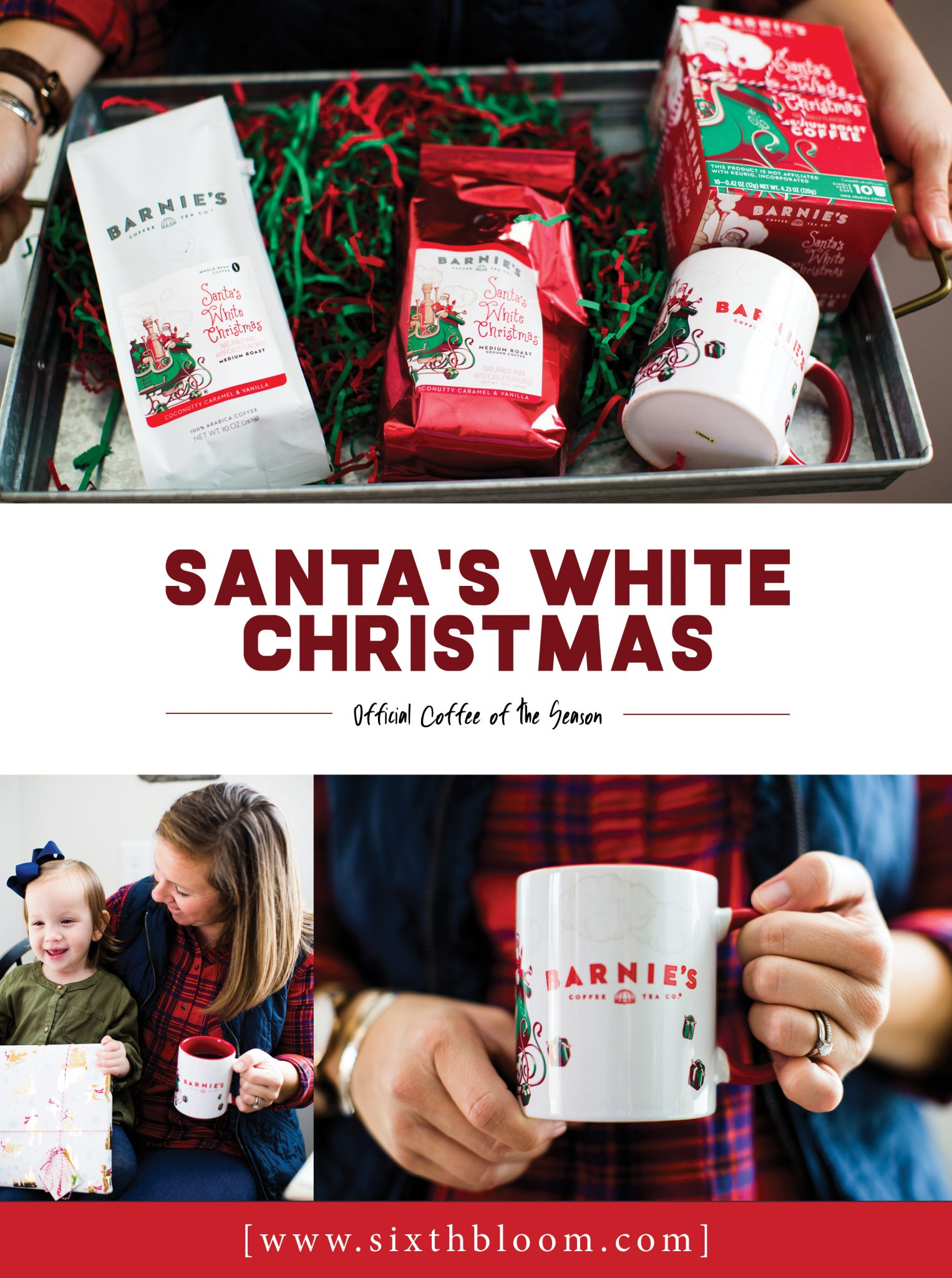 Barnie\'s Coffee   Santa\'s White Christmas - Sixth Bloom- Lifestyle ...