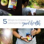 5 Ways to Create a Lifestyle for Good Health
