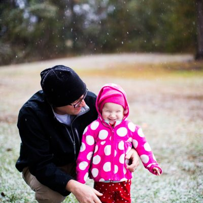 Our Snow Day in South Mississippi
